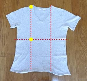 「たたむ」と「つるす」では収納できる服の数が5倍も違う!
