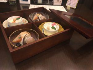 代官山鳳鳴館のお料理