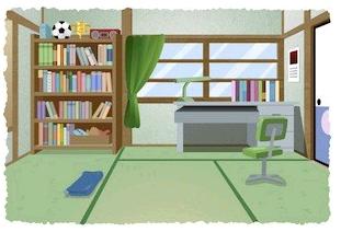 『のび太』が勉強できないのには理由があった!?部屋の間取りで集中力が変わる?
