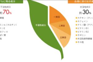 緑茶は飲むより食べろ?茶葉を食べて『腸内フローラ』を整えよう!