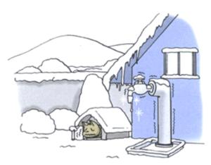 水道が凍ってしまったらどうする?対策と解凍方法!