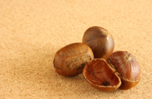 つわりが終わってから、甘いものの食欲増加→昆布や甘栗を食べる