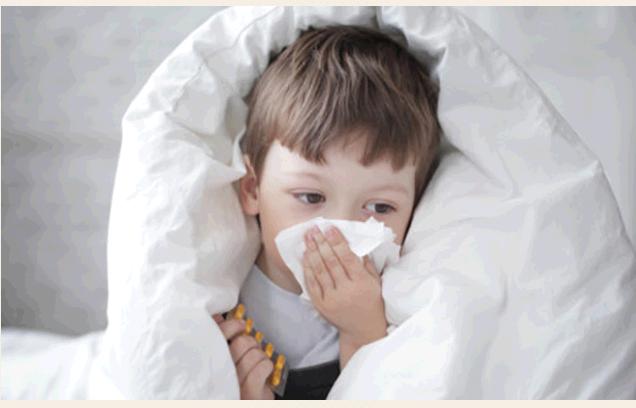 子どもが朝だけ咳が出る原因は?アレルギーやハウスダストかも。